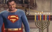 HappyHanukkah  superman